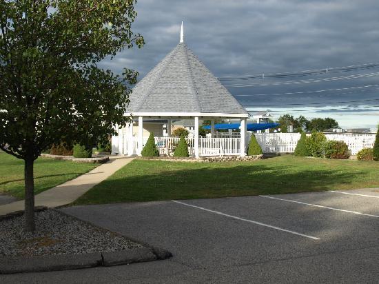 Ogunquit Resort Motel: Whirlpool