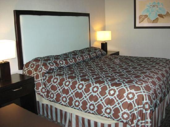 Avania Inn of Santa Barbara: Bed