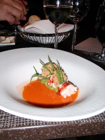 Azure Restaurant: Kona Lobster