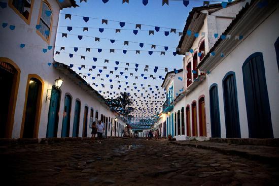 Pousada Arte Urquijo: urquijo's street