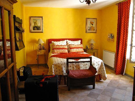 Le Clos Des Freres Gris : The gorgeous room