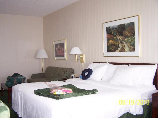 Fairfield Inn & Suites Lancaster: room