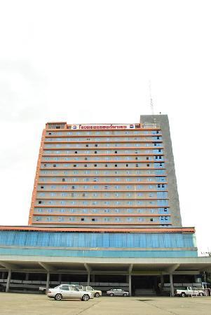 Chumphon Grand Palace Hotel : ภาพรวมโรงแรม