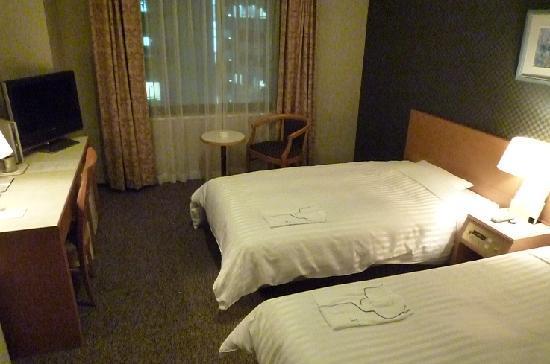 Hotel Mets Shibuya: ツイン