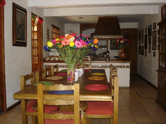 Casa de la Tia Tere: Kitchen