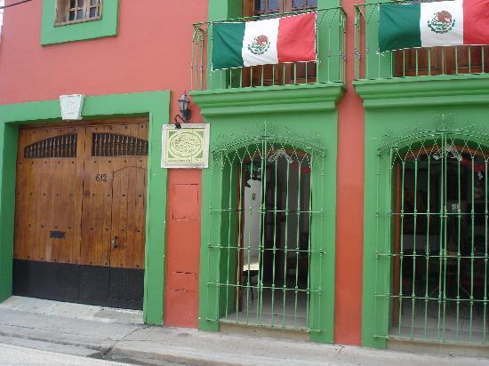 Casa de la Tia Tere : Front Entrance