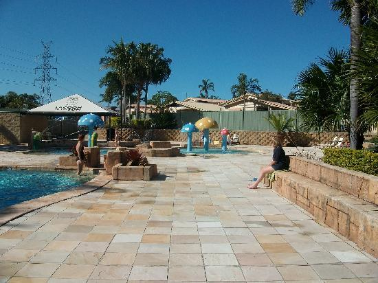More of the pool picture of brisbane holiday village for Pool show qld