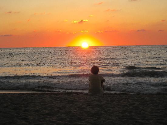 Hacienda Eden: Another perfect sunset