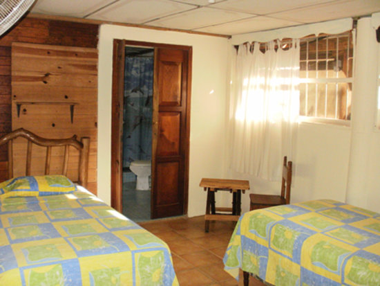 Hotel Rios Tropicales: Double Room with Private Bathroom