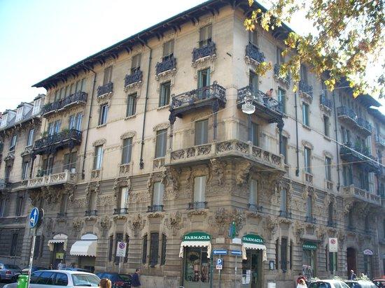 Casa Galimberti e casa Guazzoni