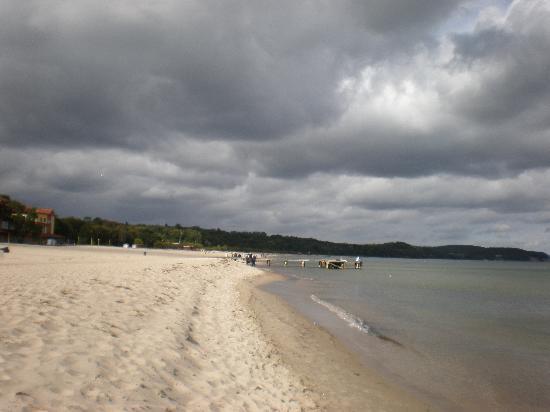 Strand von Sopot