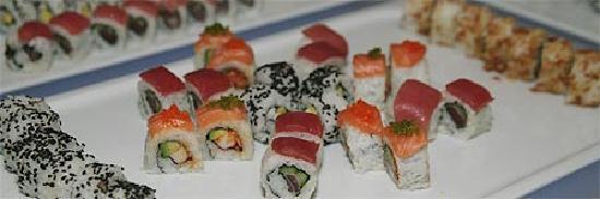 Dots - experimental Sushi: köstliche Experimental Sushi