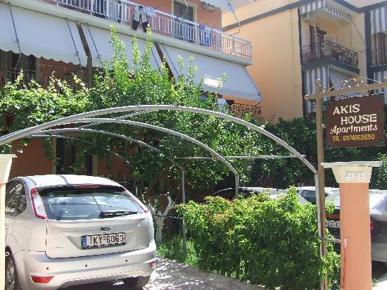 Apolis Villas & Suites Resort: akis house parga