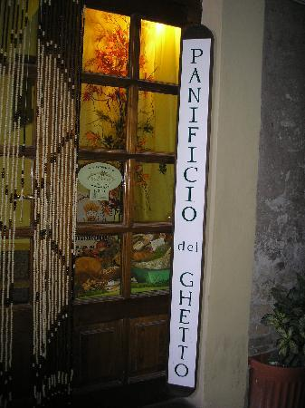Pitigliano, Włochy: Panadería del ghetto