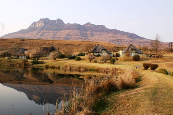 Underberg, South Africa: Peace and Quiet