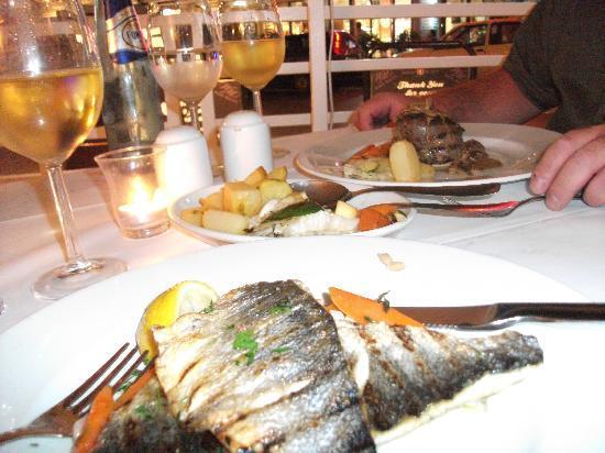 Venus Restaurant: delicious!!!!!!!!!