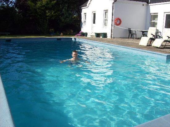 Dunchoille: swimming pool