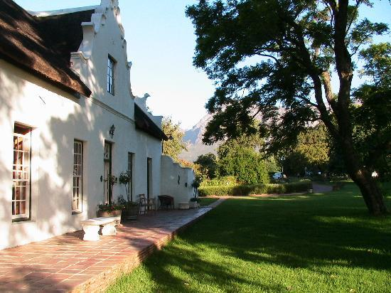 Palmiet Valley Wine Estate & Boutique Hotel: Langhaus