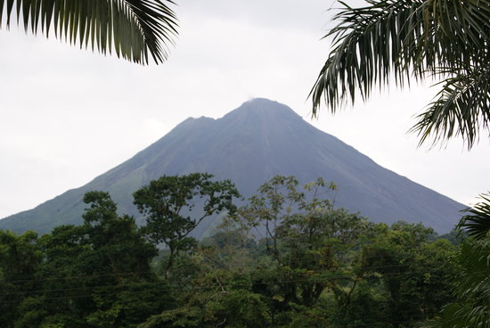 Коста-Рика: Volcán Arenal