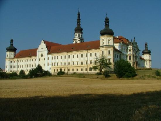 Hradisko monastery, Olomouc