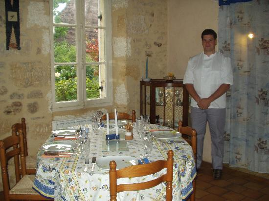 Claddagh Cottage: table d'hotes