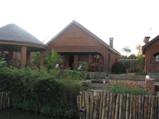 Chambres du Voyageur: bungalow