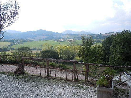 Fabriano, Włochy: paesaggio Marche