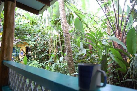 Hotel Guarana: guarana room porch