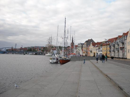 Sønderborg, Danmark: Sonderborg Hafen