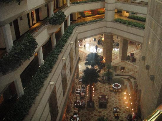 Taj Bengal Kolkata: Blick auf Lobbybereich