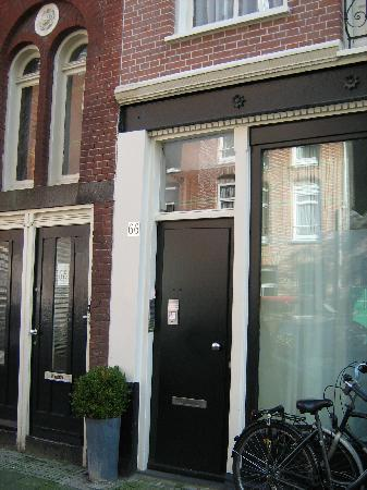 Bed & Breakfast Adriaen van Ostade: outside