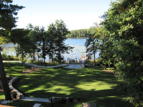 Heartwood Conference Center & Retreat: View from Main Lodge
