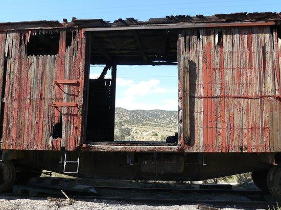 Ely, NV : The Rail Yard