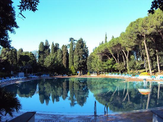 Hotel Eden: outdoor swimming pool