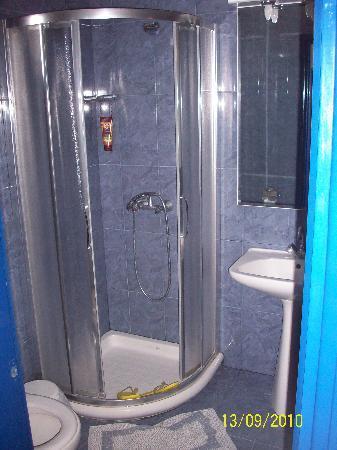 Kalafatis, Grecja: il bagno