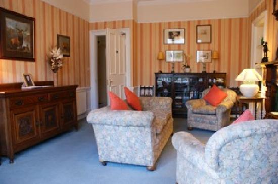 Glasgow Guest House: Guest Lounge