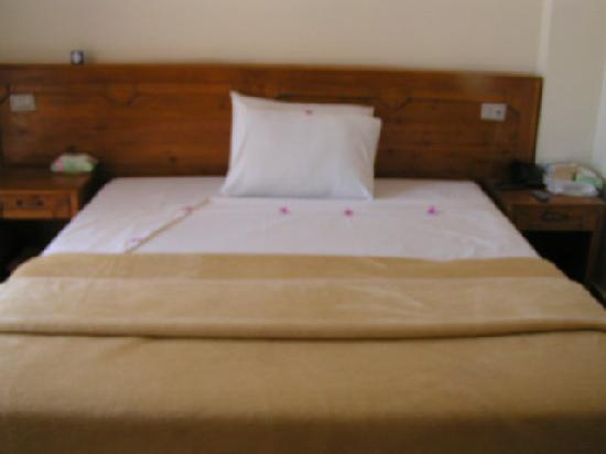 Sharm Elysee Resort: beds are huge and comfortable
