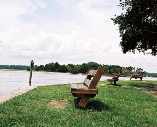 Palm Coast, FL: Fish And Relax Along The Matanzas River