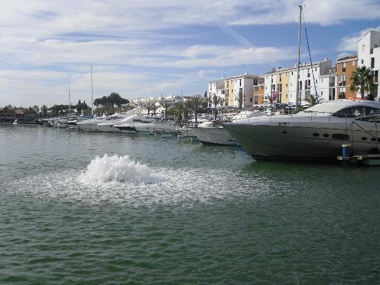Vilamoura, Portugal: The Marina