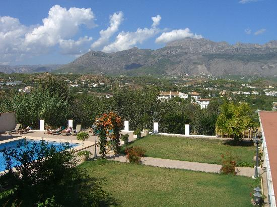 Hotel Tossal d'Altea: view 2 from bedroom