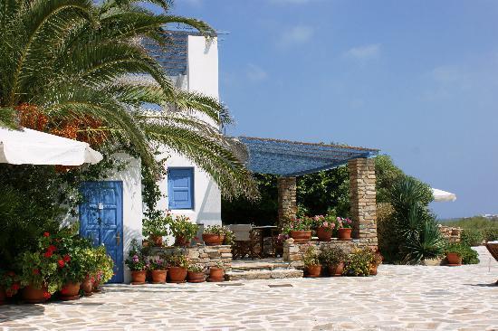 Villa Marandi Luxury Suites : ein Teil der Hotelanlage