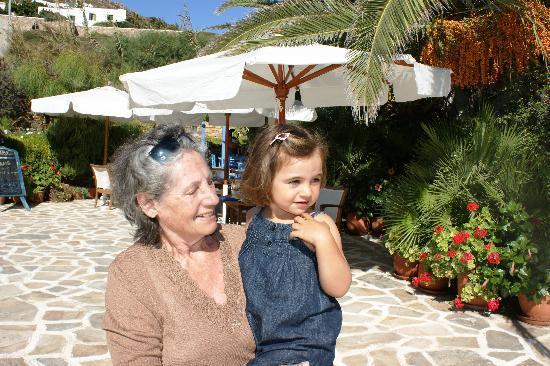 Villa Marandi Luxury Suites : ganz herzliche Gäste