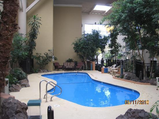 Crowne Plaza Concord: pool