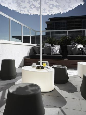 Limes Hotel Brisbane: Rooftop Bar