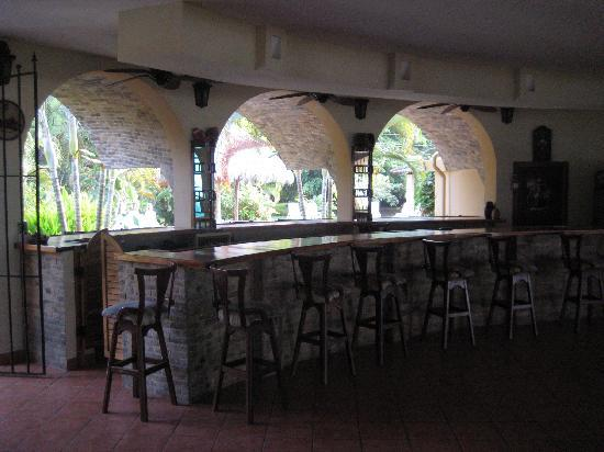 Hotel Delfin Playa Bejuco: bar