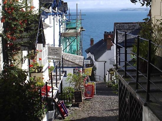 Windsor House: Clovelly, a nearby place of interest