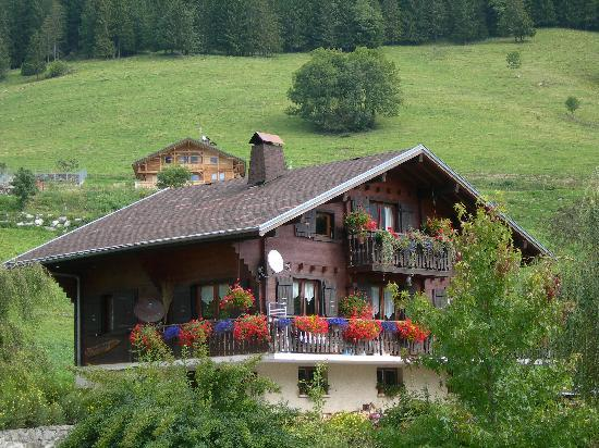 Residence Florimontane: Local countryside outside of Annecy