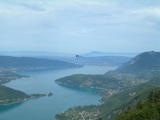 Résidence Florimontane : Lake Annecy