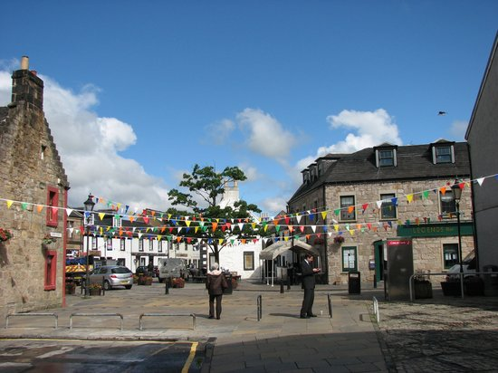 East Kilbride, UK : Old Village