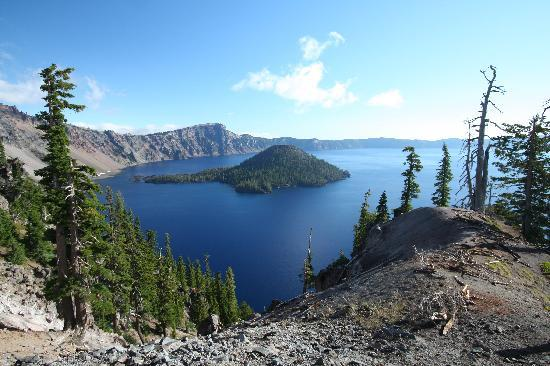 Crater Lake Lodge: Crater Lake